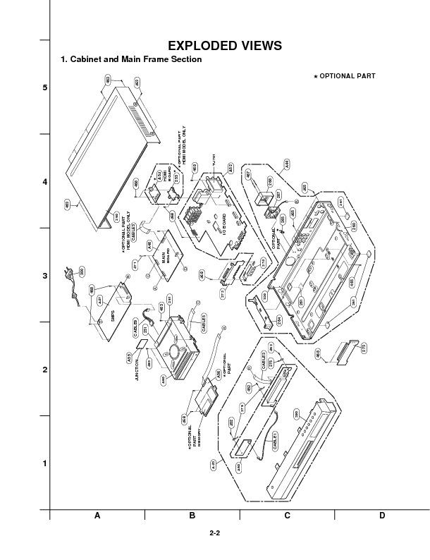 DVD Recorder LG DR1F9H Diagrama de Ensamblaje.pdf LG
