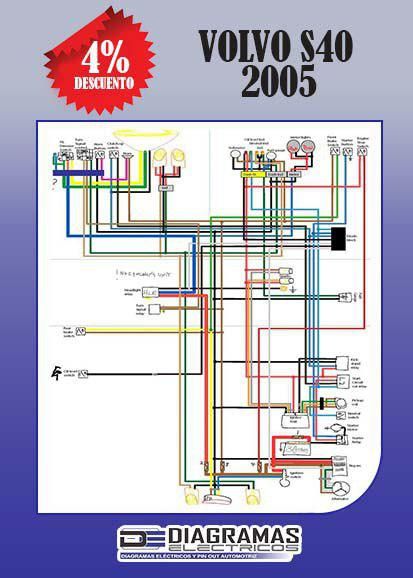 Pt Cruiser Wiring Diagram Diagrama El 233 Ctrico Volvo S40 2005 Wiring Diagram