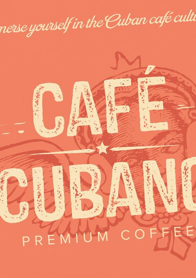 Revolucin De Cuba Cantina Menu  Diagram Design