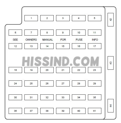 fuse box diagram for 1999 ford mustang    1999       mustang       fuse       diagram        1999       mustang       fuse       diagram