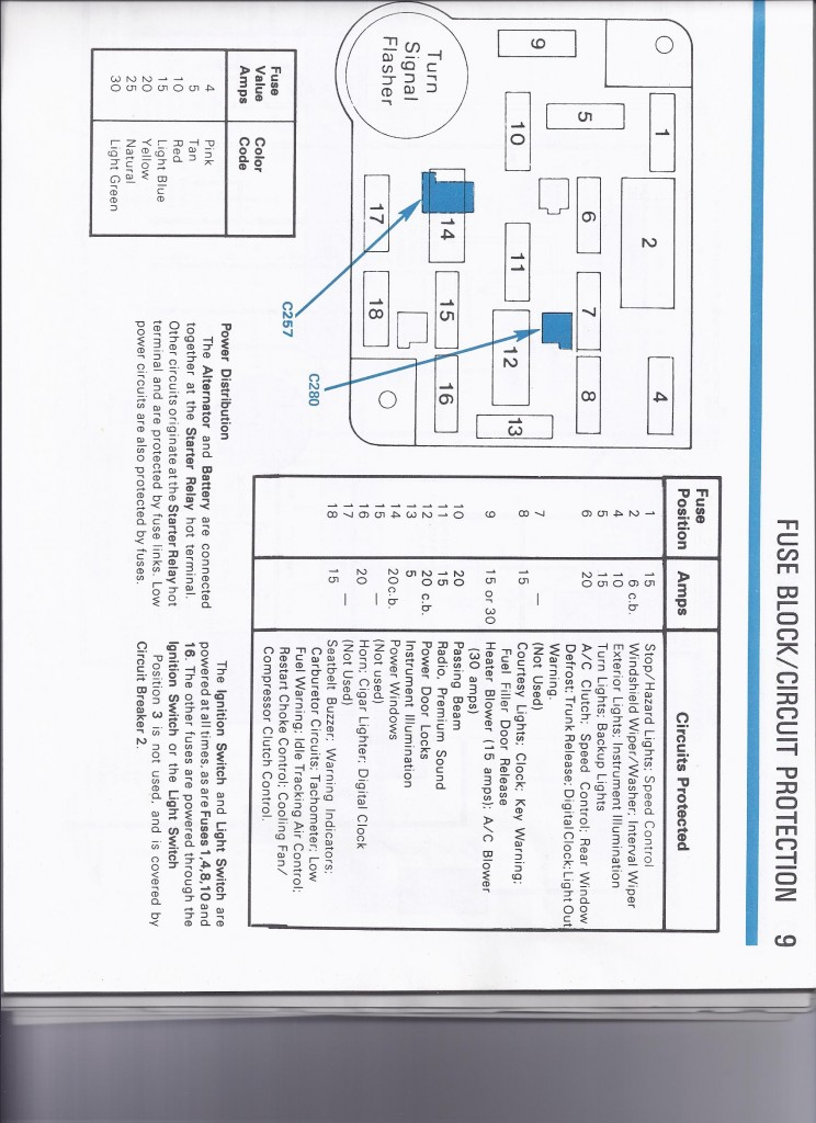 Svo Mustang Fuse Block Diagram X on 2004 ford mustang fuse box diagram