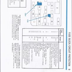 93 Mustang Wiring Diagram Dual Electric Fan With Relay 1979 1993 Ford