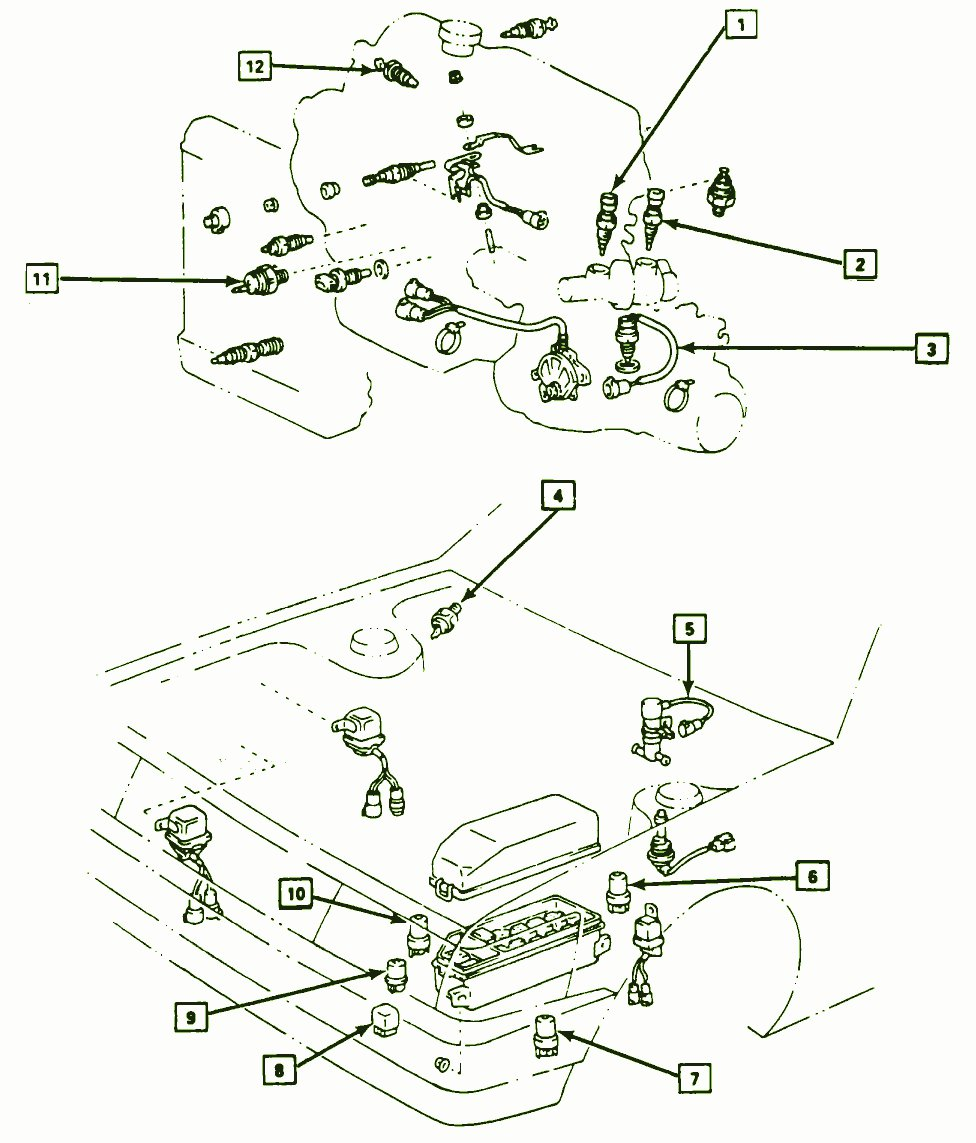 medium resolution of 1987 chevrolet nova mini fuse box diagram wiring diagrams u2022 1994 chevy s10 blazer fuse