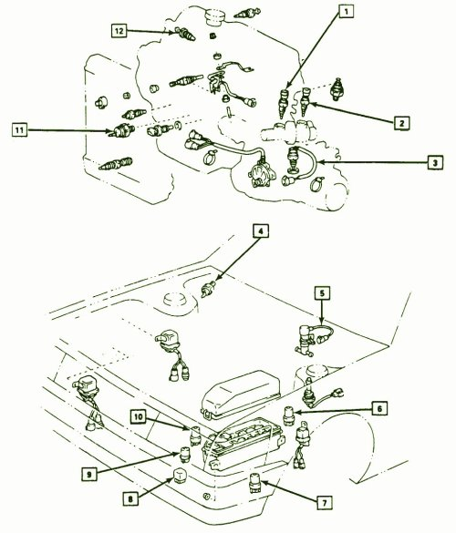 small resolution of 1987 chevrolet nova mini fuse box diagram wiring diagrams u2022 1994 chevy s10 blazer fuse