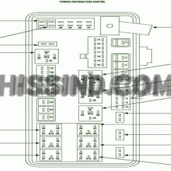07 Dodge Charger Fuse Diagram Stannah Stair Lift Wiring 2007 Rear Trunk Layout