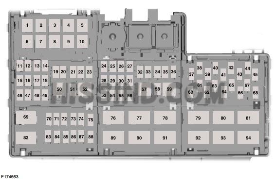 2016 mustang fuse diagram engine compartment. Black Bedroom Furniture Sets. Home Design Ideas