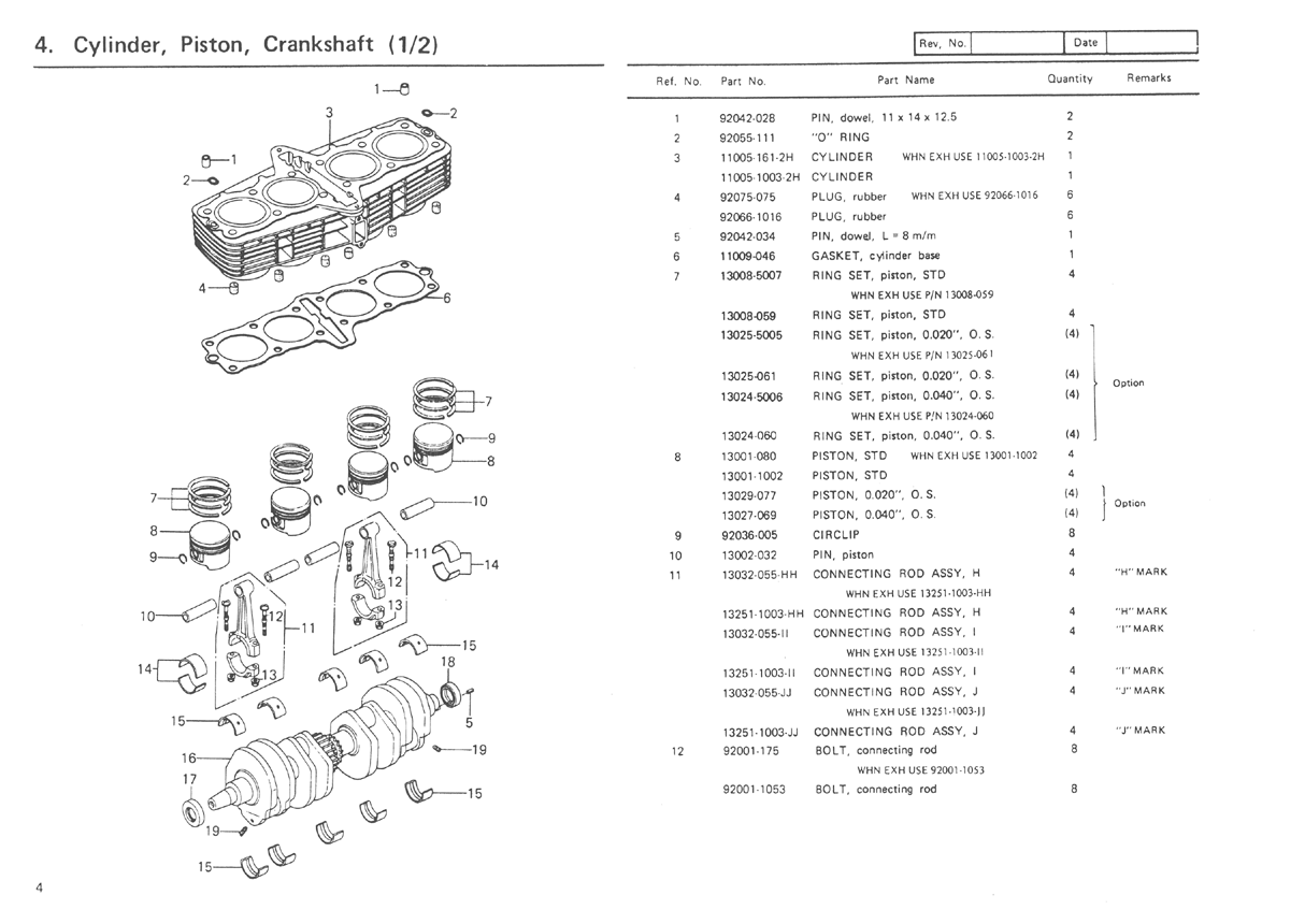 1978 z650 wiring diagram echo leaf blower parts 1977 k z 650 get free image about