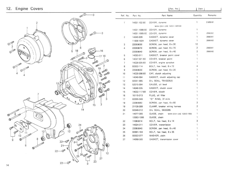 hight resolution of kz650 info b1 parts diagram kawasaki kz650 parts diagram 1977 kz650 b1 parts diagrams