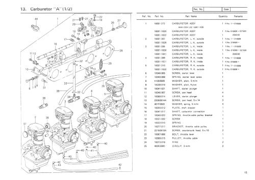 small resolution of kz650 info b1 parts diagram kz650 parts diagram 1977 kz650 b1 parts diagrams