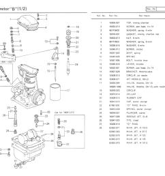 1977 kz650 b1 parts diagrams [ 1214 x 860 Pixel ]