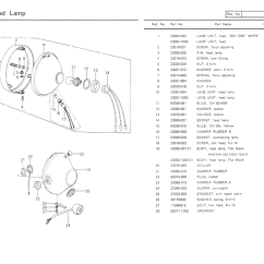 1977 Kawasaki Kz1000 Wiring Diagram Headlight Switch Parts Also Besides 1978 K Z Elsavadorla