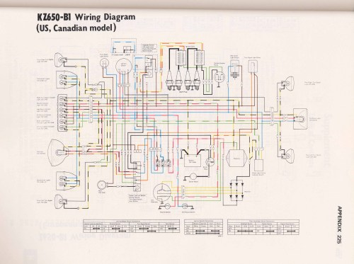 small resolution of kz650 wiring diagram
