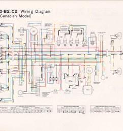 kz650 wiring diagrams [ 3150 x 2350 Pixel ]