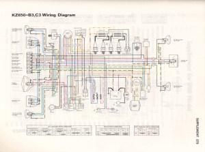 1980 750H bare bones for mattylight  Page 11  KZRider