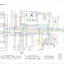 Kawasaki Wiring Diagrams Basic Diagram Symbols Kz1000 Ltd Get Free