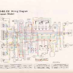 1978 Z650 Wiring Diagram Simple Origami Flying Crane Kz650 Info