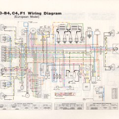 1978 Z650 Wiring Diagram Evinrude Key Switch Kz650 Info