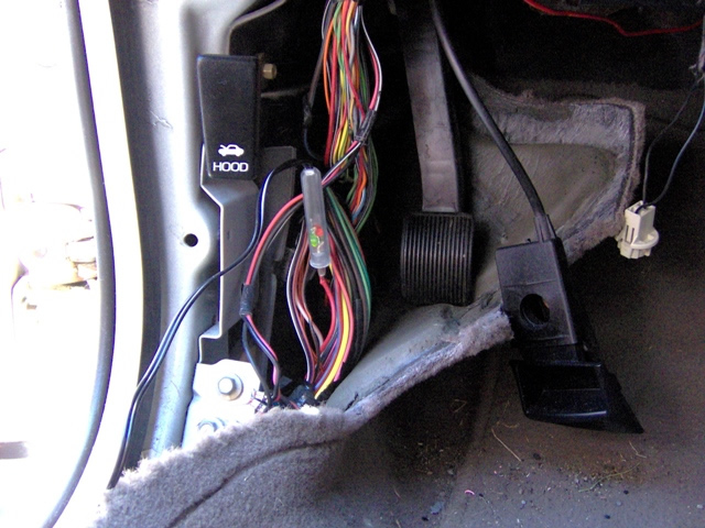 Trunk Lock Problem Wiring Harness Wiring Diagram Wiring
