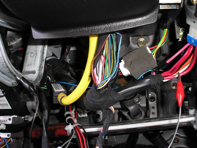 1999 Hyundai Tiburon Coupe Wiring Diagram Harness And Electrical Schematic