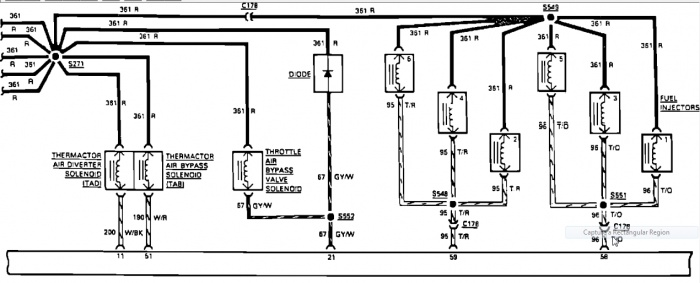 09 Ford F150 5.4l Triton 3v Need Wiring Diagram Of Injectors