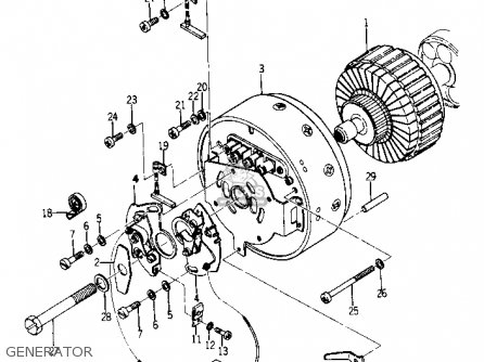1968 Volkswagon Squareback Type 3 Ignition Wiring Diagram