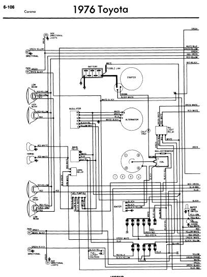 1973 Dj5 Wiring Diagram