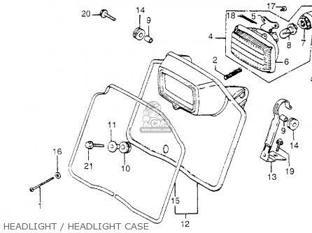 1979 Case 222 Headlight Wiring Diagram
