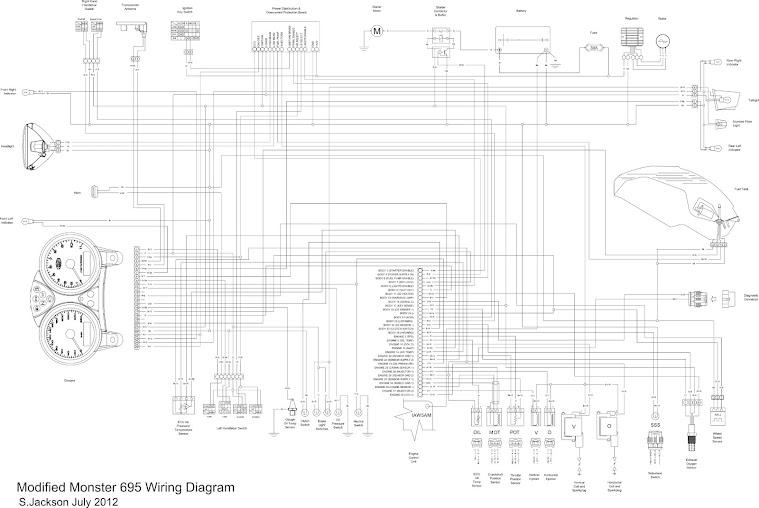 1980 Cm400t Wiring Diagram
