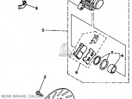 1985 Yamaha Rz350 Wiring Diagram