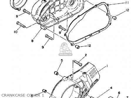 1988 Yamaha Ysr50 Wiring Diagram