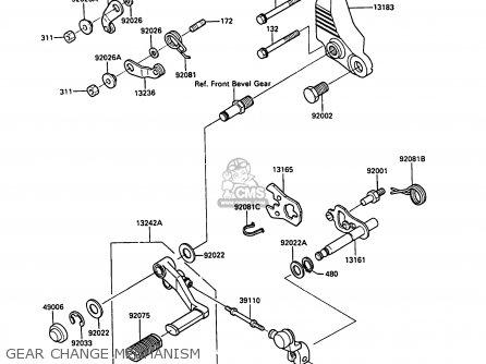 1990 Kawasaki Zg1000 Wiring Diagram