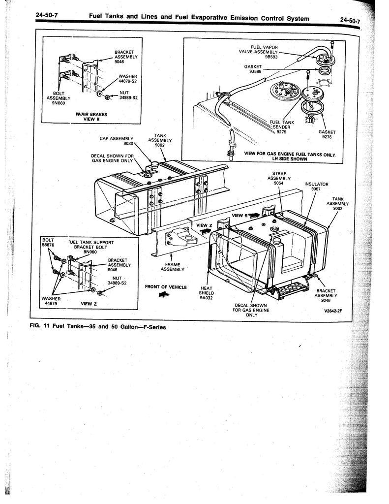 1991 F700 Hydroboost Relay Wiring Diagram