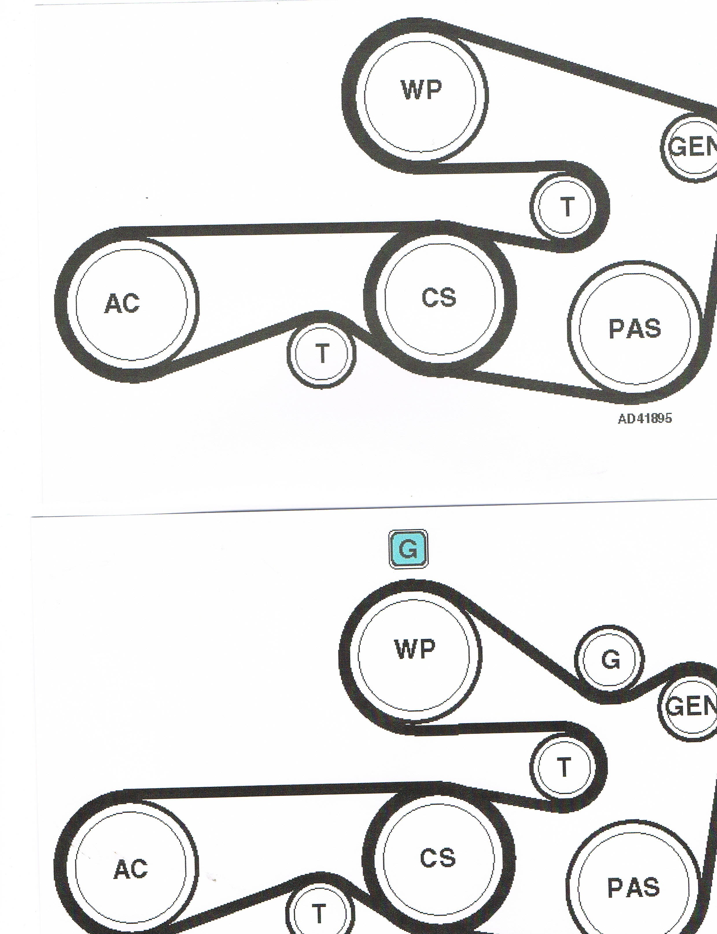 1998 Bmw 528i Serpentine Belt Diagram
