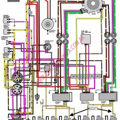 Evinrude 115 Ficht Wiring Diagram Micrologix 1400 1998 150 Hp Key Switch