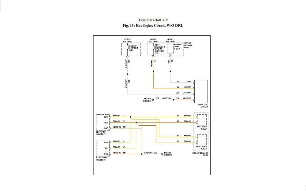 medium resolution of tomo headlight wiring diagram
