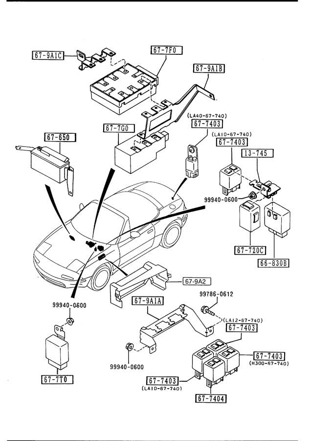 1999 Acura Gsr Integra Headlight Wiring Diagram