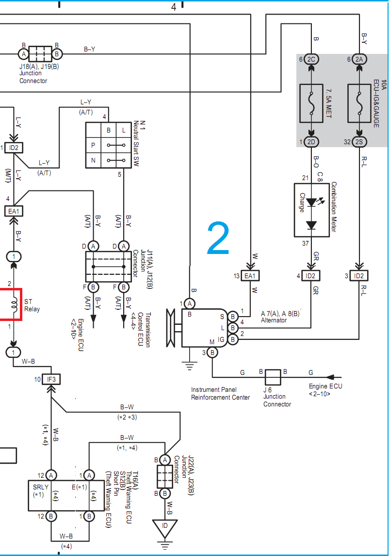 1kd Wiring Diagram
