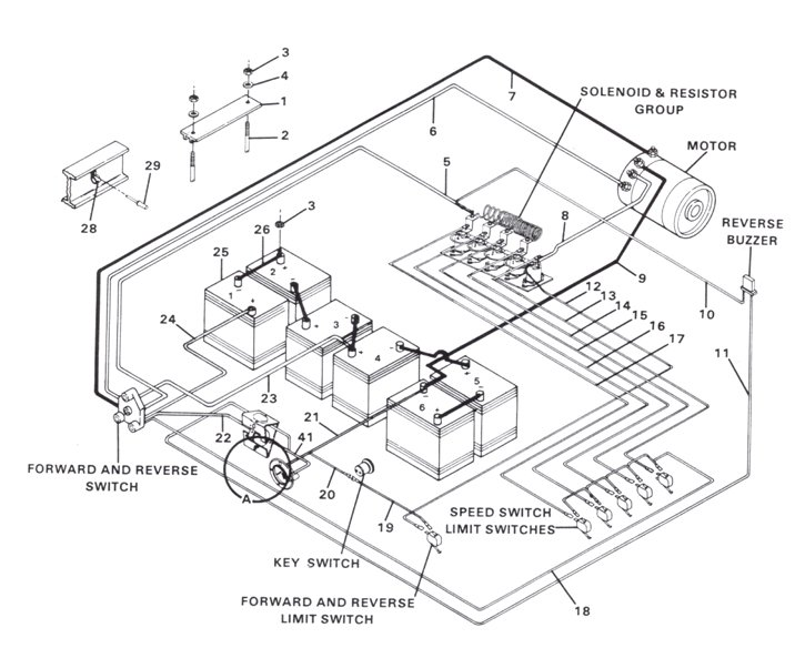 200136 Volt Key Switch Wiring Diagram