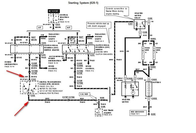 2000 f150 starter wiring diagram  camera poe cable wiring