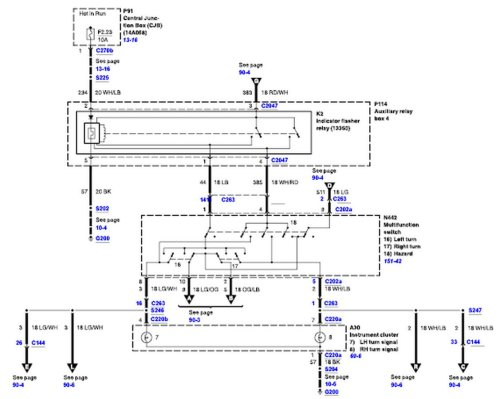 small resolution of 2001 ford f150 starter wiring diagram