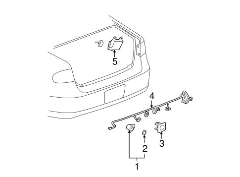 2006 Audi A4 2.0t Oxygen Sensor Wiring Diagram