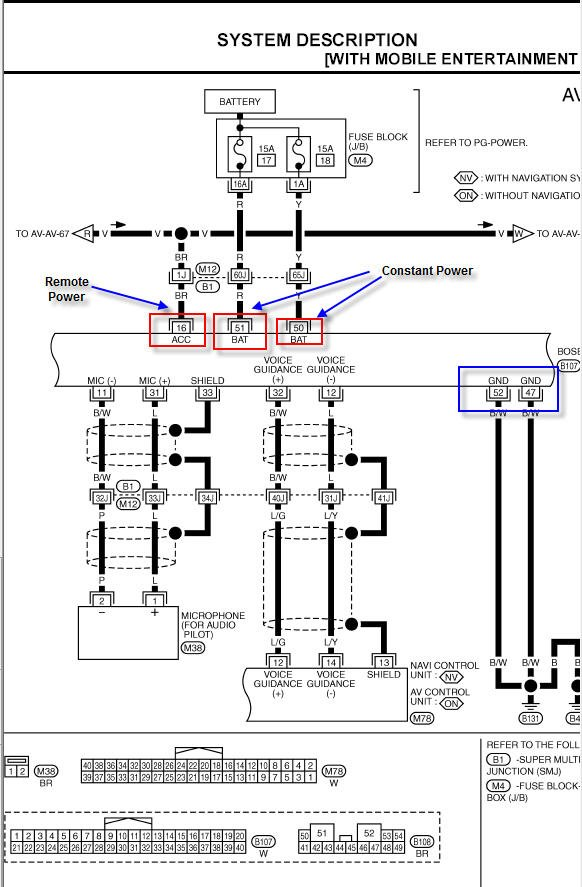 [DIAGRAM] Infiniti Bose Amp Wiring Diagrams FULL Version