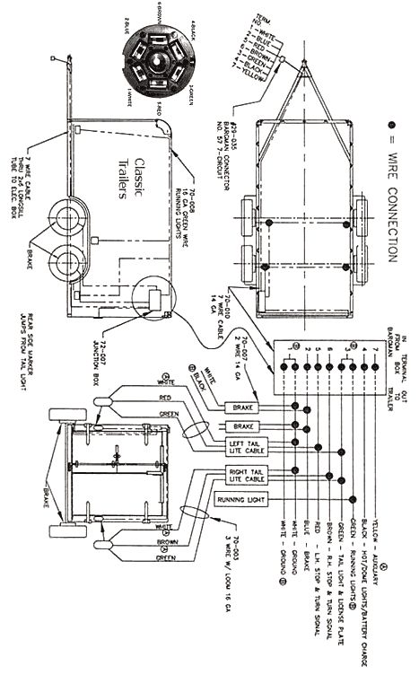 2013 Wildwood 36bhbs Brake Wiring Diagram