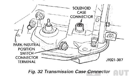 545rfe Neutral Safety Switch Wiring Diagram
