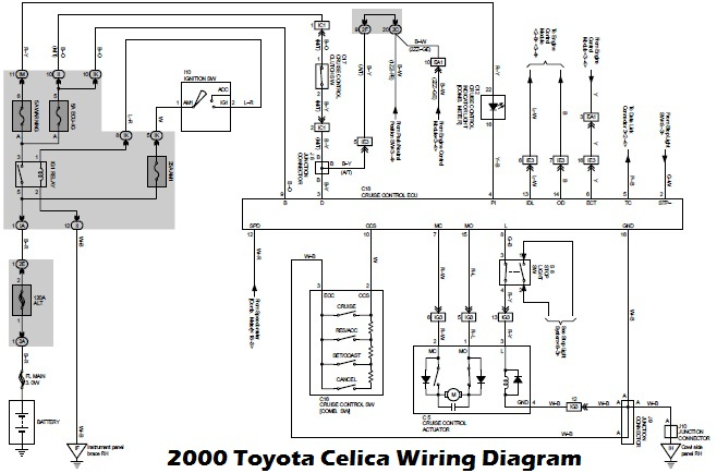 92 Celica Gt Ignition Wiring Diagram