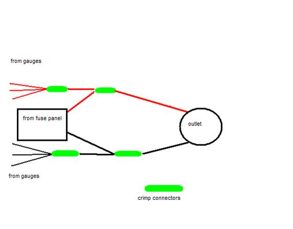 Aem Digital Oil Pressure Gauge Wiring Diagram