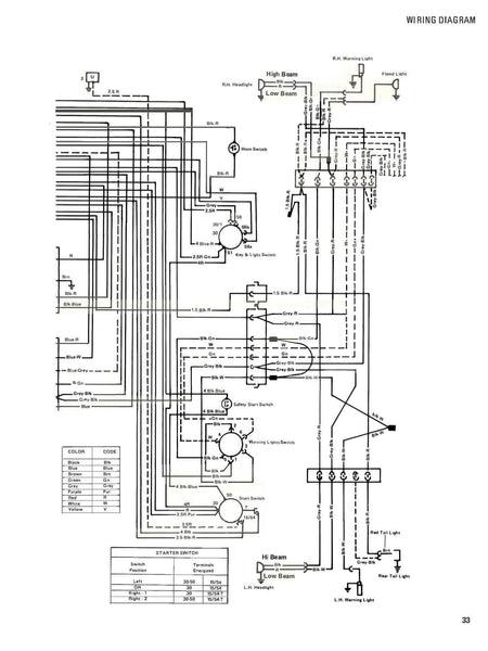 Allis Chalmers 190xt Battery Wiring Diagram