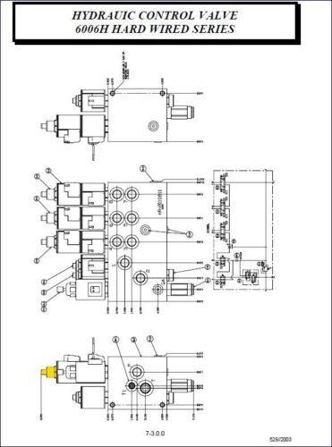 Auto Crane 3203 Wiring Diagram