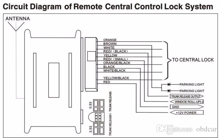 Avital 5305l Remote Start Wiring Diagram 2006 Chevy Silverado