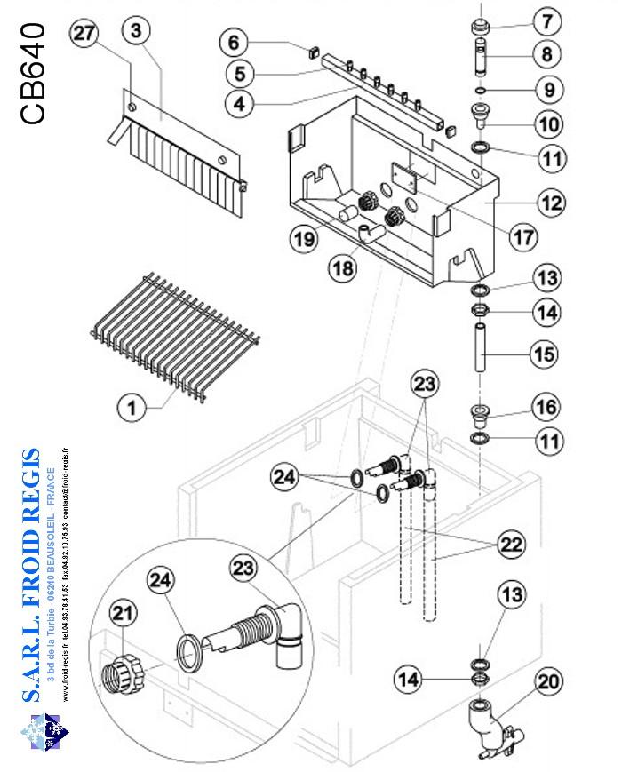 Brema Ice Maker Wiring Diagram